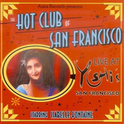 hot club - live at yoshis