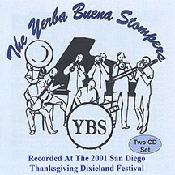 yerba buena stompers live in san diego