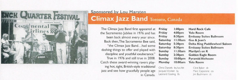 08 Climax Jazz Band